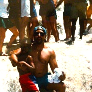 Dad & marc_dunns river falls