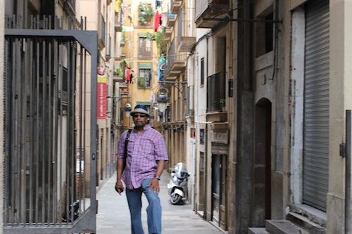 barcelona rob profile gothic