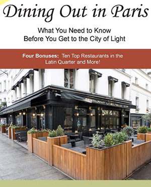 """Dining Out in Paris"" – a Book Review"