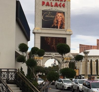 Caesars Palace – a Hotel Review