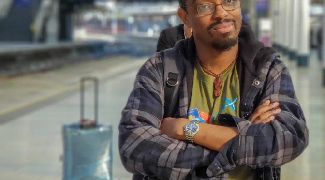A Black Man Abroad