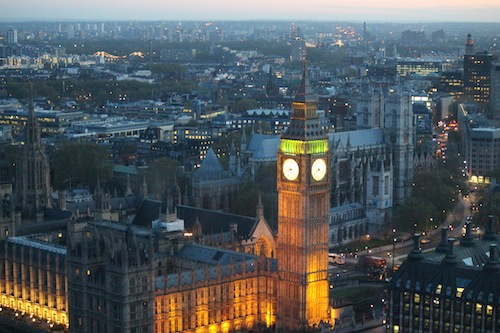 LONDON – Things to Know Before You Go